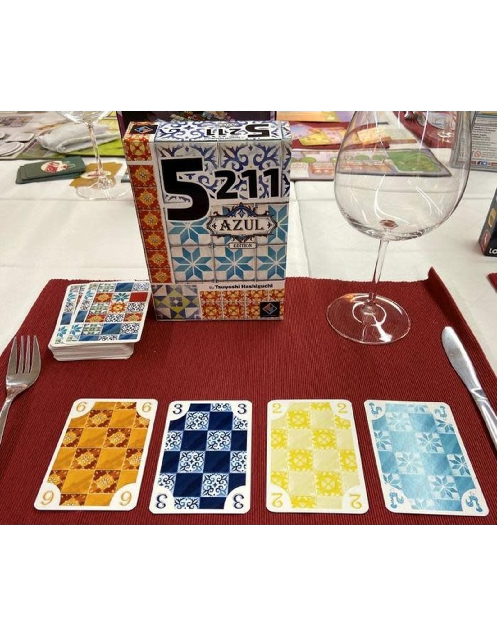 Next Move Games 5211: AZUL EDITION (STREET DATE JUNE 2020)