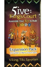 5IVE KING'S COURT EXP PACK