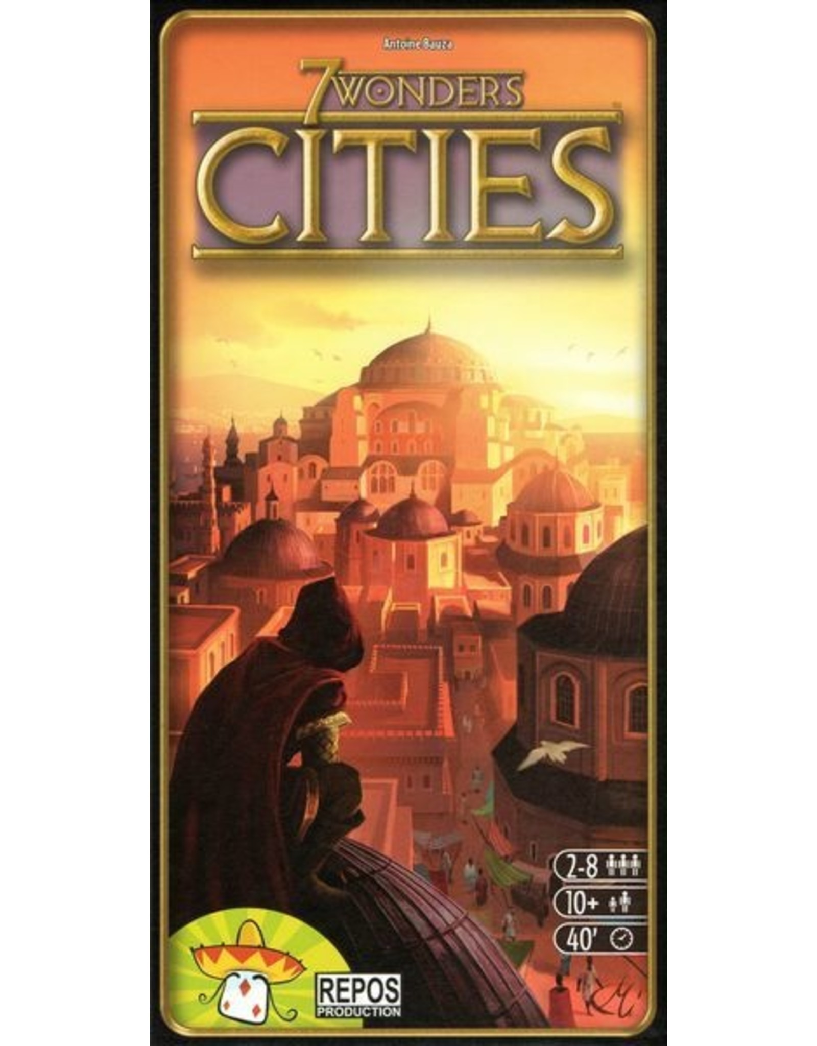 Repos 7 WONDERS: CITIES