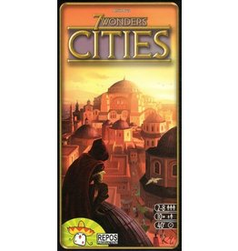 Repos 7 WONDERS: CITIES