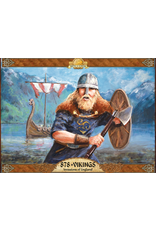 878: VIKINGS - INVASION OF ENGLAND