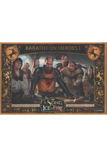 CMON A SONG OF ICE & FIRE: BARATHEON HEROES #1