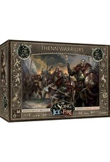 CMON A SONG OF ICE & FIRE: FREE FOLK THENN WARRIORS