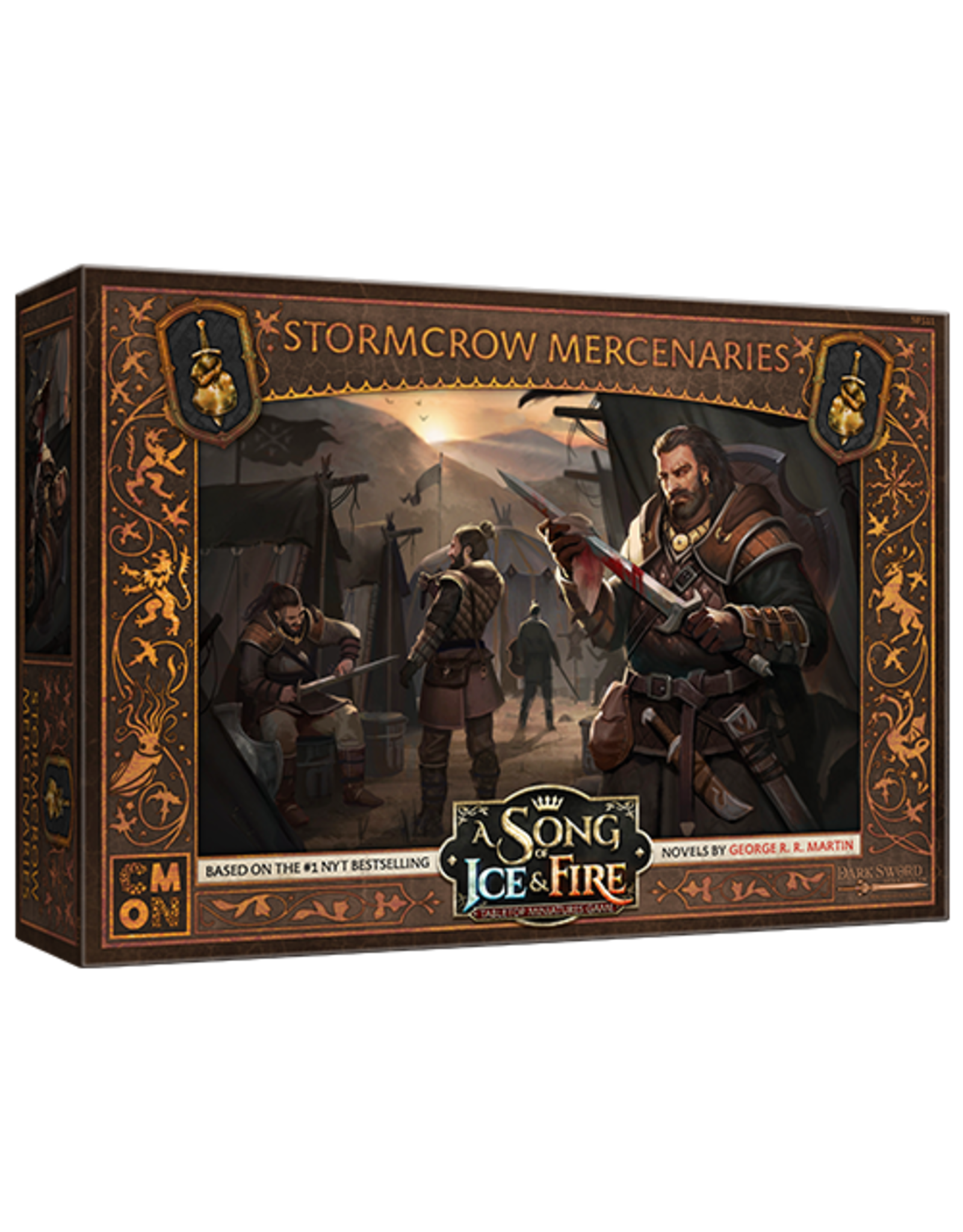 CMON A SONG OF ICE & FIRE: NEUTRAL STORMCROW MERCENARIES