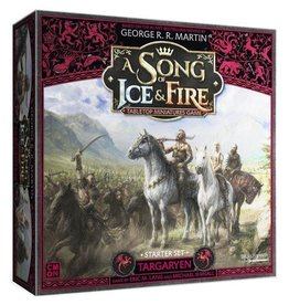 CMON A SONG OF ICE & FIRE: TARGARYEN STARTER SET