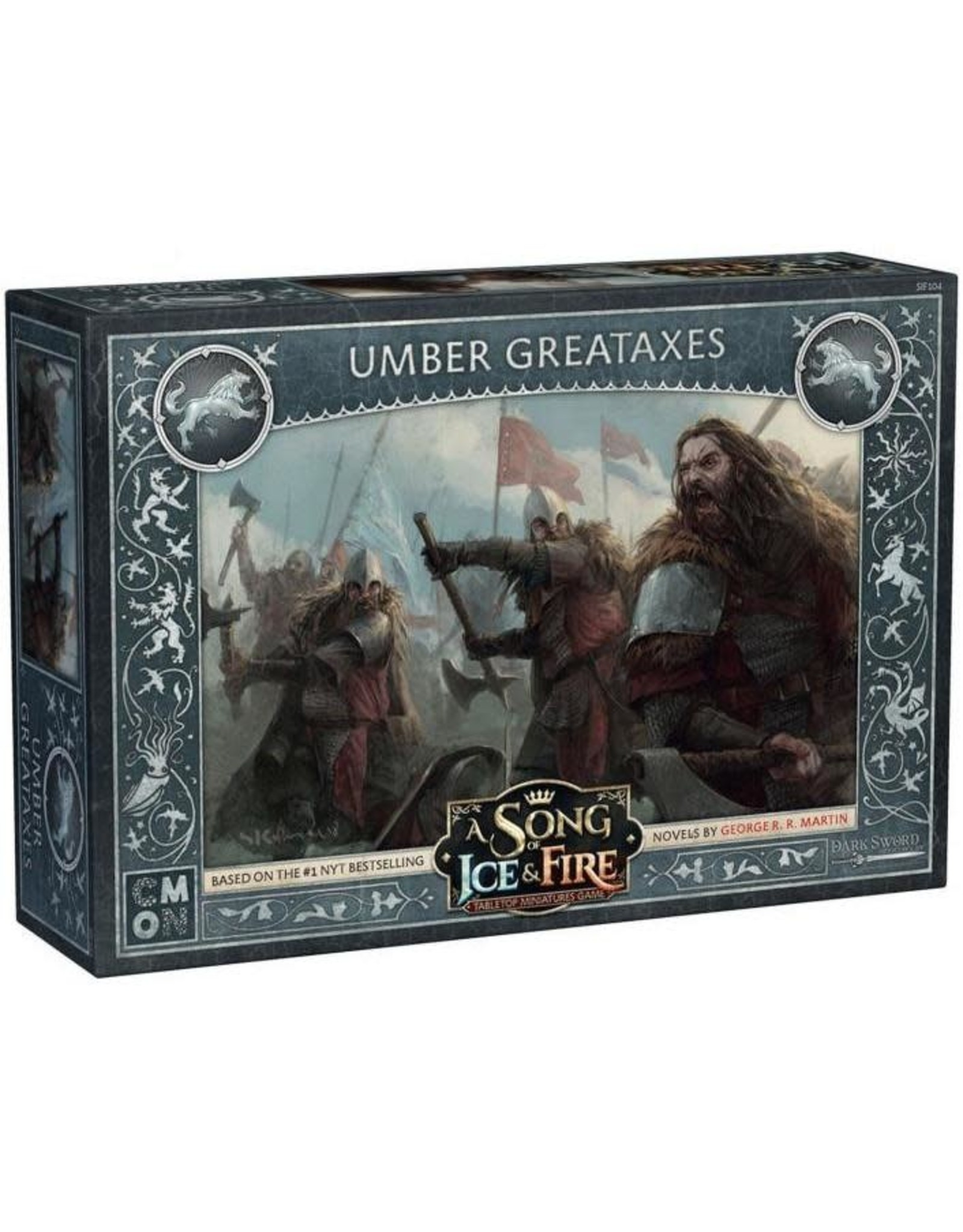 CMON A SONG OF ICE & FIRE: UMBER GREATAXES
