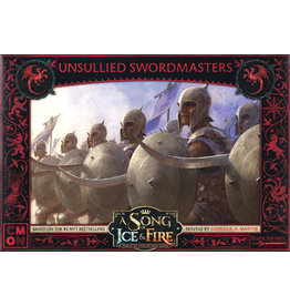 CMON A SONG OF ICE & FIRE: UNSULLIED SWORDSMEN (STREET DATE MARCH 27TH 2020)