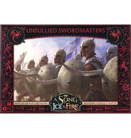 CMON A SONG OF ICE & FIRE: UNSULLIED SWORDSMEN