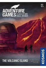 Kosmos ADVENTURE GAMES: THE VOLCANIC ISLAND