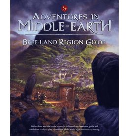 Cubicle 7 ADVENTURES IN MIDDLE-EARTH: BREE-LAND REGION GUIDE