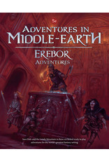 Cubicle 7 ADVENTURES IN MIDDLE-EARTH: EREBOR ADVENTURES