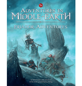 Cubicle 7 ADVENTURES IN MIDDLE-EARTH: ERIADOR ADVENTURES