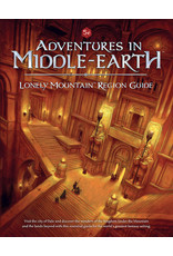 Cubicle 7 ADVENTURES IN MIDDLE-EARTH: LONELY MOUNTAIN REGION GUIDE