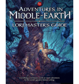 Cubicle 7 ADVENTURES IN MIDDLE-EARTH: LOREMASTER'S GUIDE