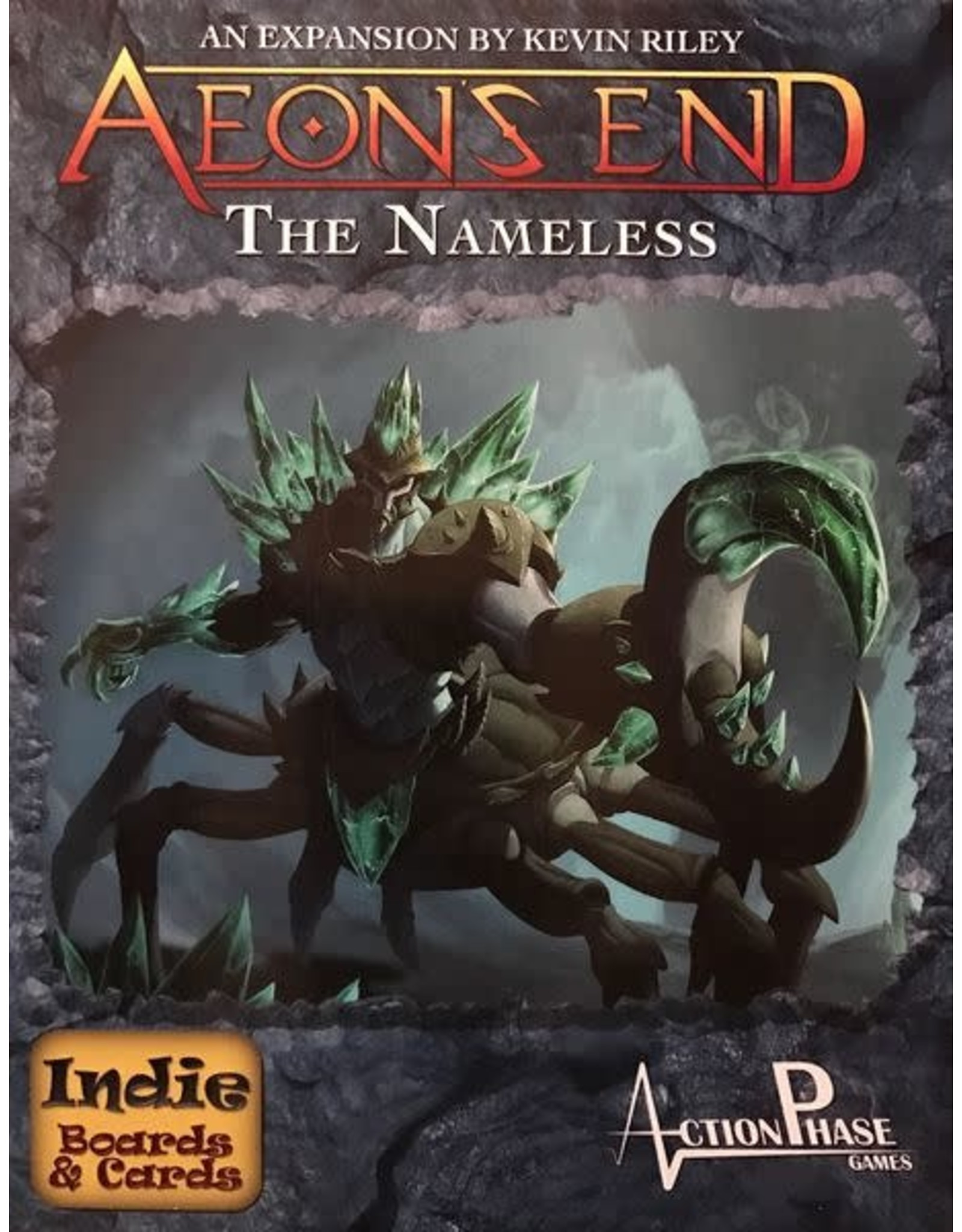 AEON'S END: THE NAMELESS SECOND EDITION