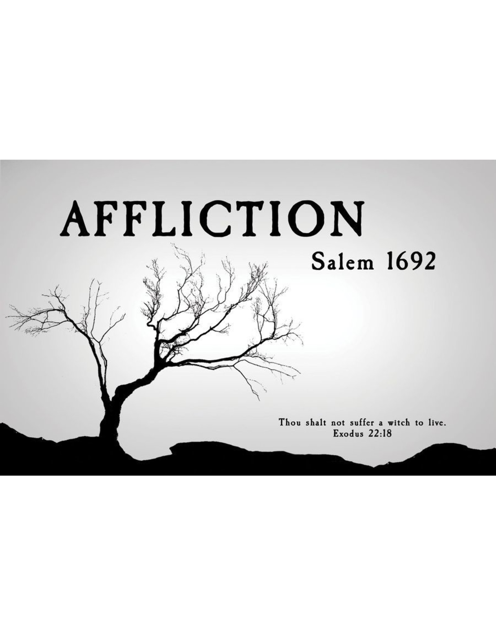 AFFLICTION SALEM 1692
