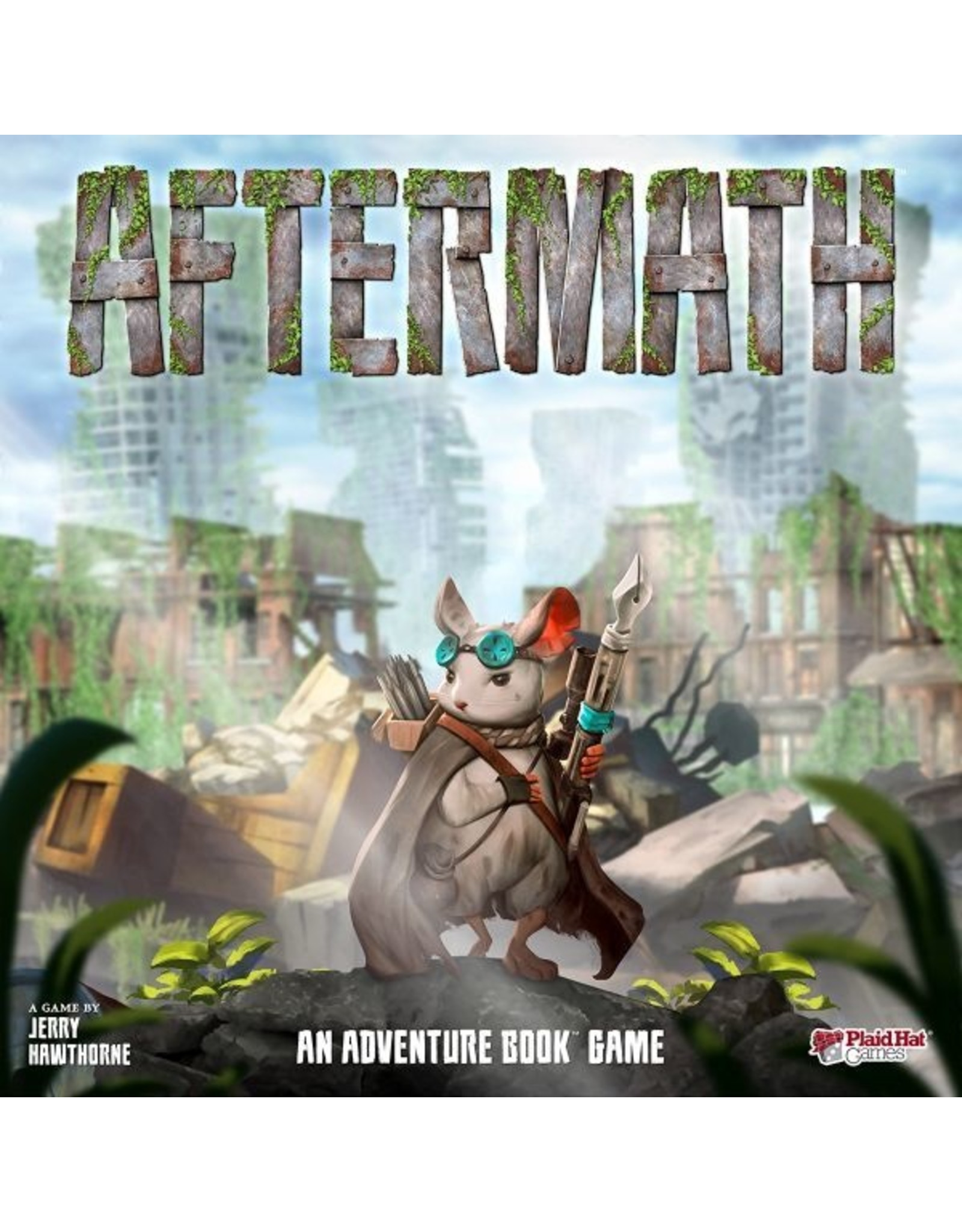 Plaid Hat AFTERMATH: AN ADVENTURE BOOK GAME