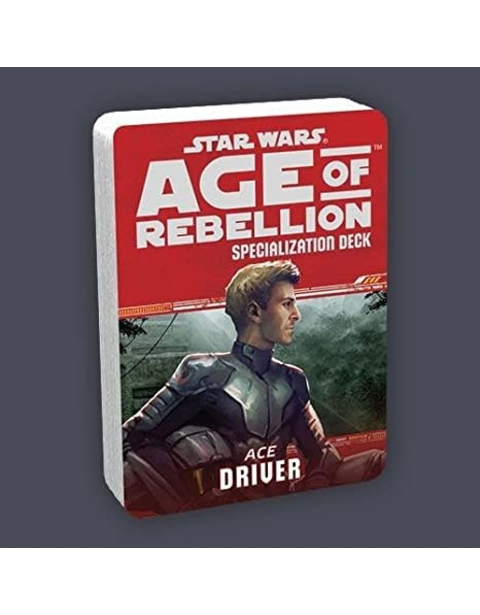 Fantasy Flight AGE OF REBELLION: ACE DRIVER
