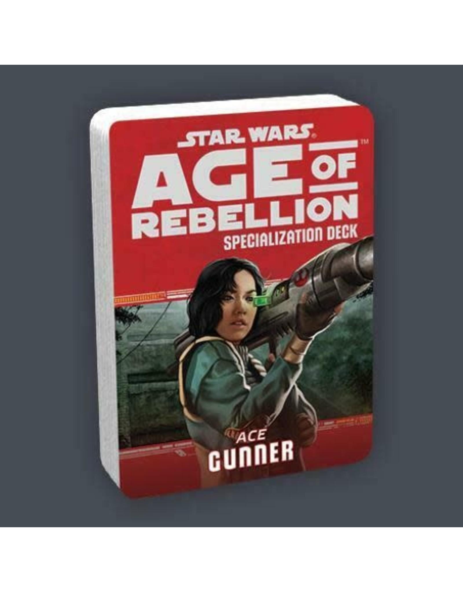 Fantasy Flight AGE OF REBELLION: ACE GUNNER