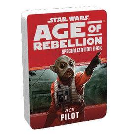 Fantasy Flight AGE OF REBELLION: ACE PILOT