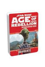 Fantasy Flight AGE OF REBELLION: ADVOCATE