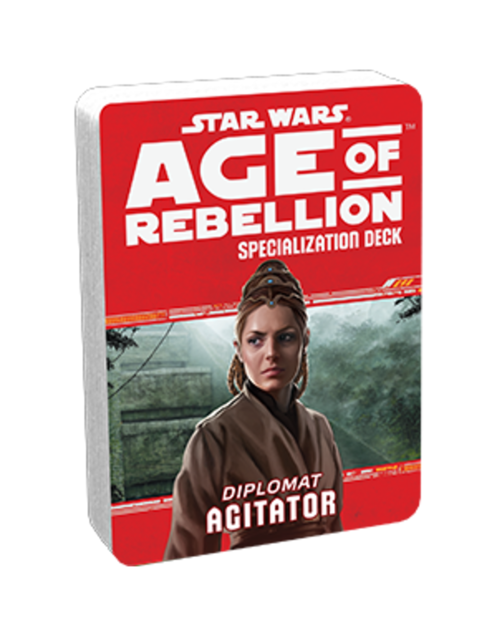 Fantasy Flight AGE OF REBELLION: AGITATOR