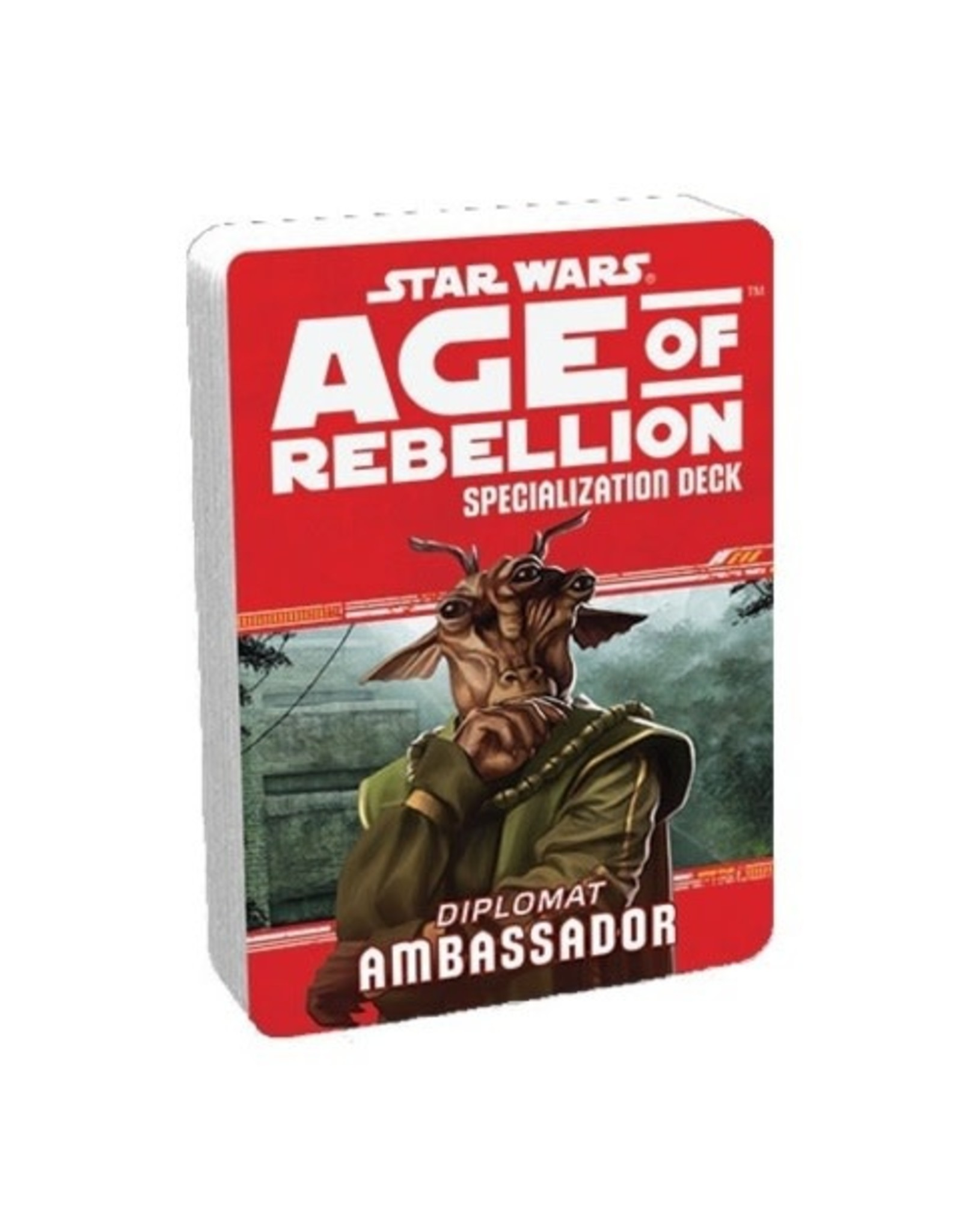 Fantasy Flight AGE OF REBELLION: AMBASSADOR