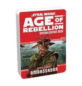 Fantasy Flight AGE OF REBELLION: AMBASSADOR