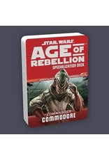 Fantasy Flight AGE OF REBELLION: COMMANDER COMMODORE