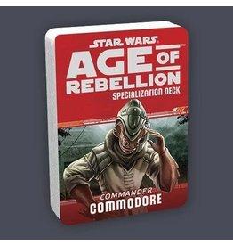Fantasy Flight AGE OF REBELLION: COMMANDER COMMODORE