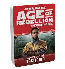 Fantasy Flight AGE OF REBELLION: COMMANDER TACTICIAN