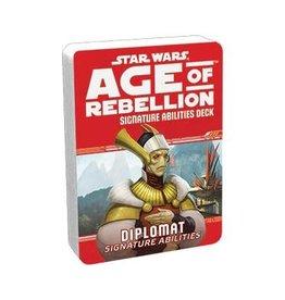 Fantasy Flight AGE OF REBELLION: DIPLOMAT