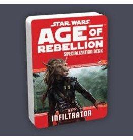 Fantasy Flight AGE OF REBELLION: INFILTRATOR