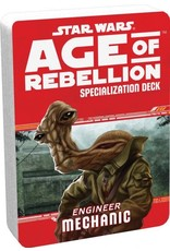 Fantasy Flight AGE OF REBELLION: MECHANIC