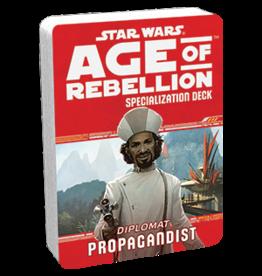 Fantasy Flight AGE OF REBELLION: PROPAGANDIST