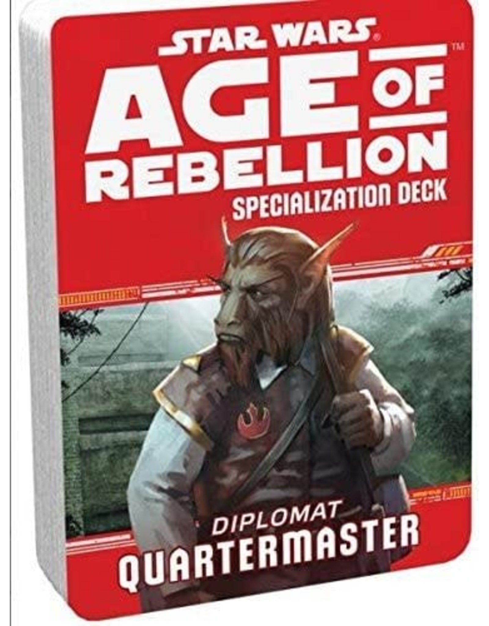 Fantasy Flight AGE OF REBELLION: QUARTERMASTER