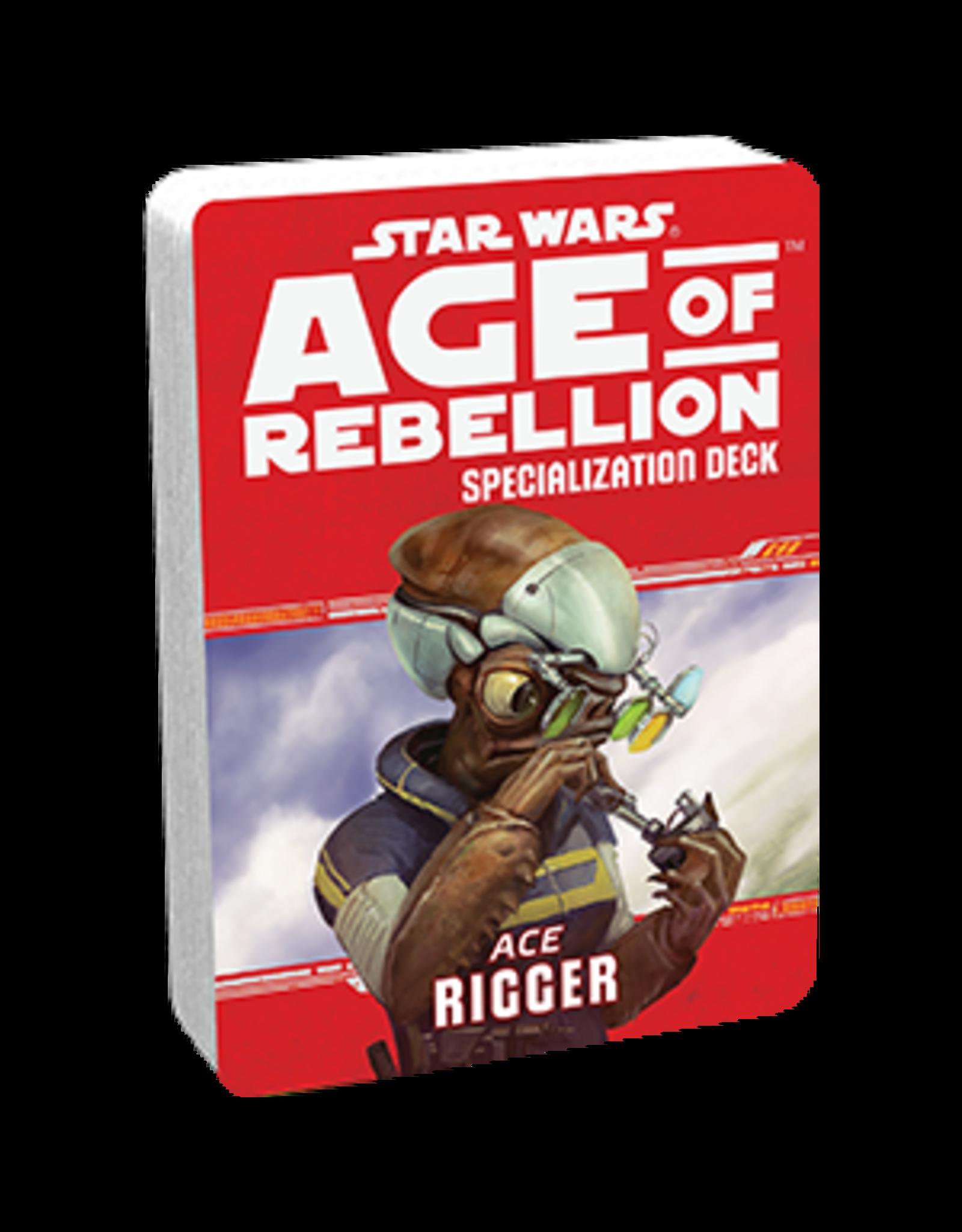 Fantasy Flight AGE OF REBELLION: RIGGER