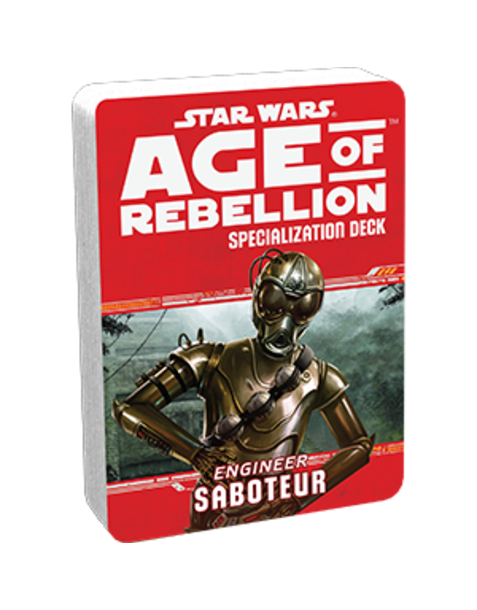 Fantasy Flight AGE OF REBELLION: SABOTEUR