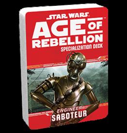 Fantasy Flight AGE OF REBELLION: SABOTEUR