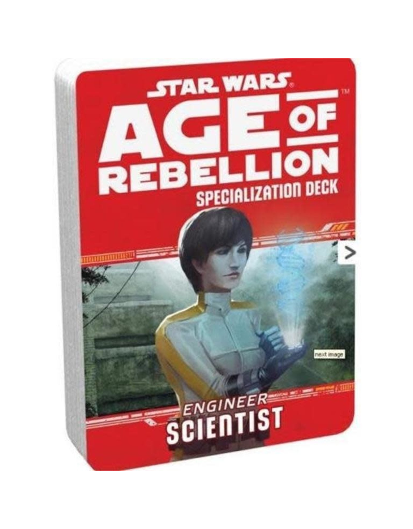Fantasy Flight AGE OF REBELLION: SCIENTIST