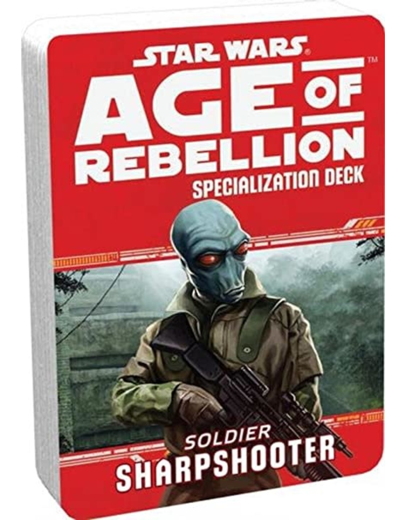 Fantasy Flight AGE OF REBELLION: SHARPSHOOTER