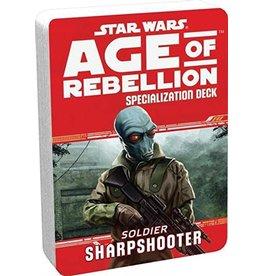 Fantasy Flight AGE OF REBELLION: SHARPSHOOTER