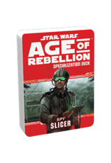 Fantasy Flight AGE OF REBELLION: SLICER