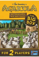 Lookout Games AGRICOLA: ALL CREATURES BIG AND SMALL BIG BOX