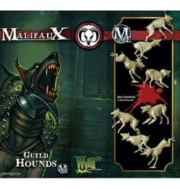 WYRD MINIATURES MALIFAUX 2ND ED: GUILD: GUILD HOUND (UPDATED TO M3E)