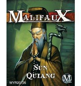WYRD MINIATURES MALIFAUX 2E: TEN THUNDERS - SUN QUIANG