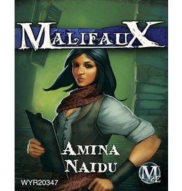 WYRD MINIATURES MALIFAUX 2E: ARCANISTS: AMINA NAIDU