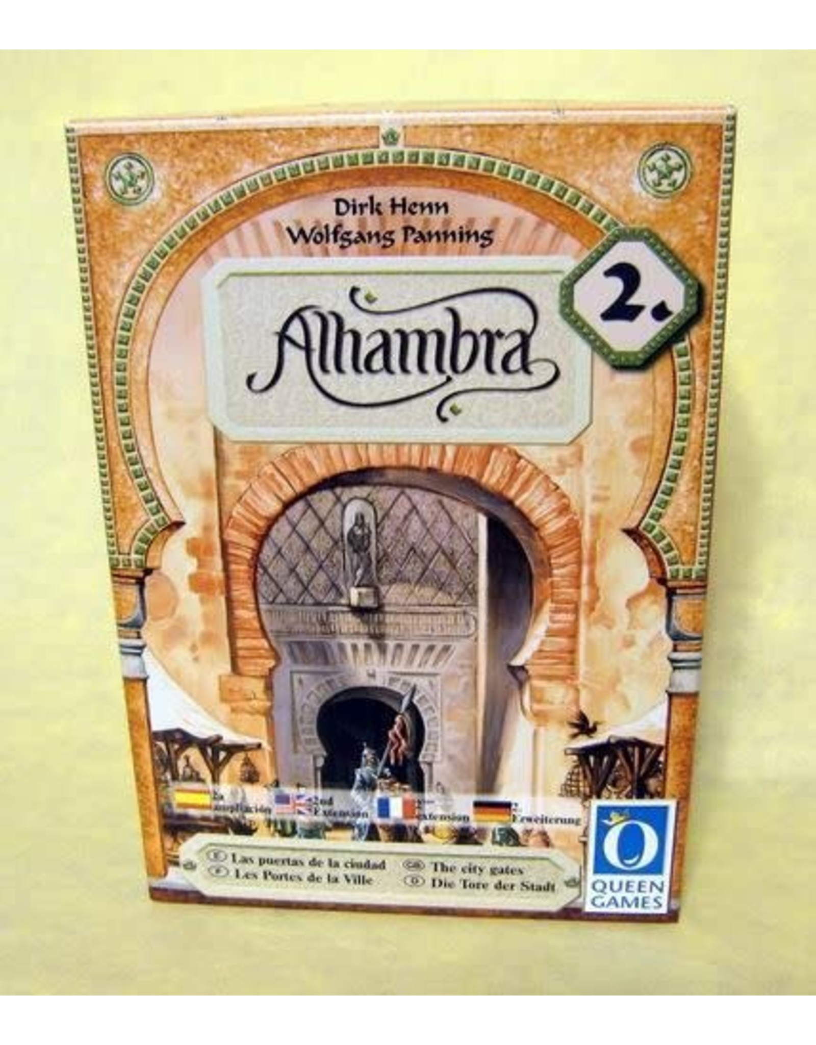ALHAMBRA EXPANSION 2: CITY GATE