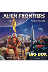 Game Salute ALIEN FRONTIERS BIG BOX
