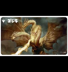 Ultra Pro UP PLAYMAT MTG IKORIA GHIDORAH, KING O/T COSMOS